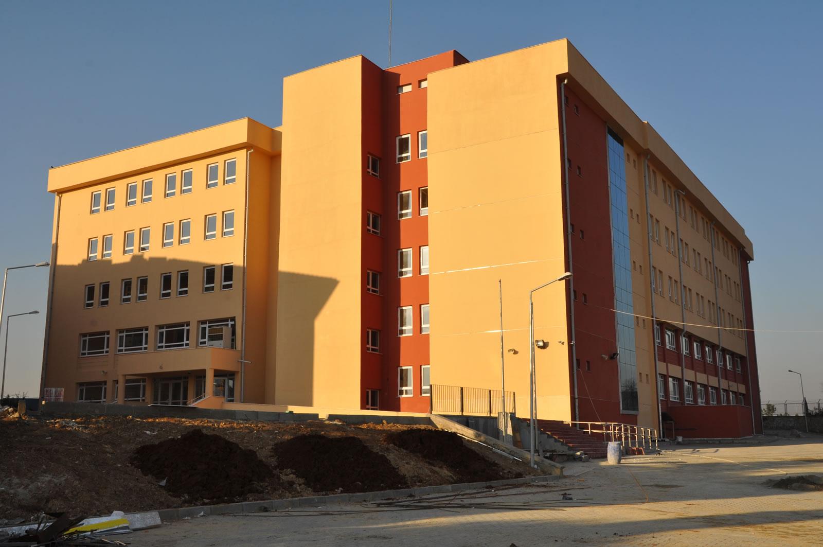 Eğitim Yapıları Yeniden Yapım İnşaatı (Ceb - Wb4-Yapım-07)