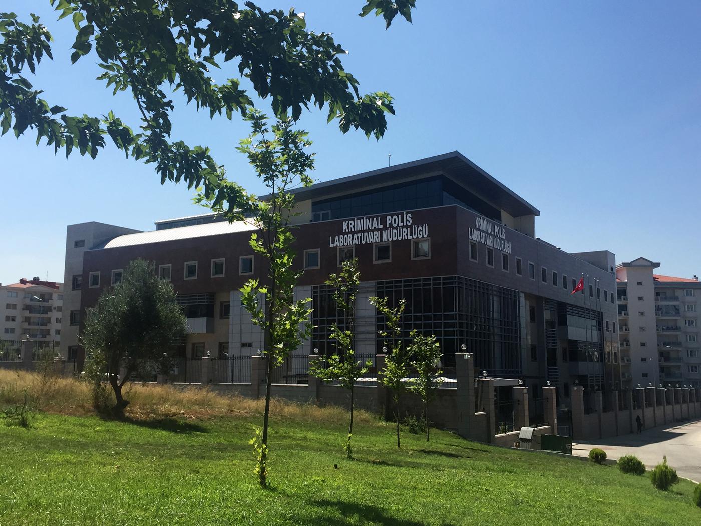 Lot : 2 İzmir Adli Tıp Labaratuvar İnşaatı