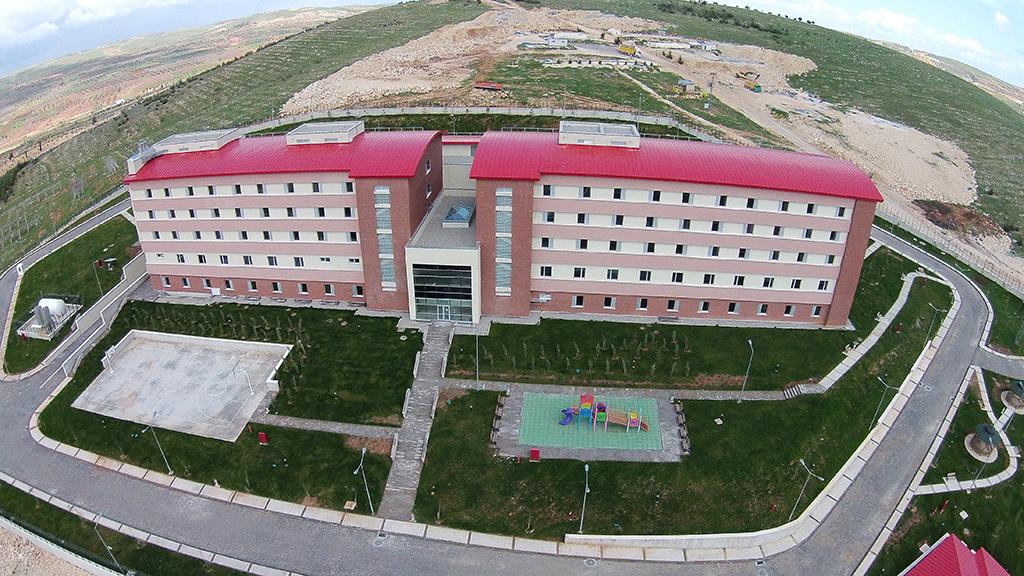 Kabul ve Gönderme Merkezleri İnşaatı (LOT:3 Gaziantep - Van LOT:4 İzmir - Kayseri )